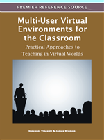 Multi-User Virtual Environments for the Classroom